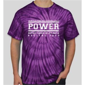 Recital Shirt 2020